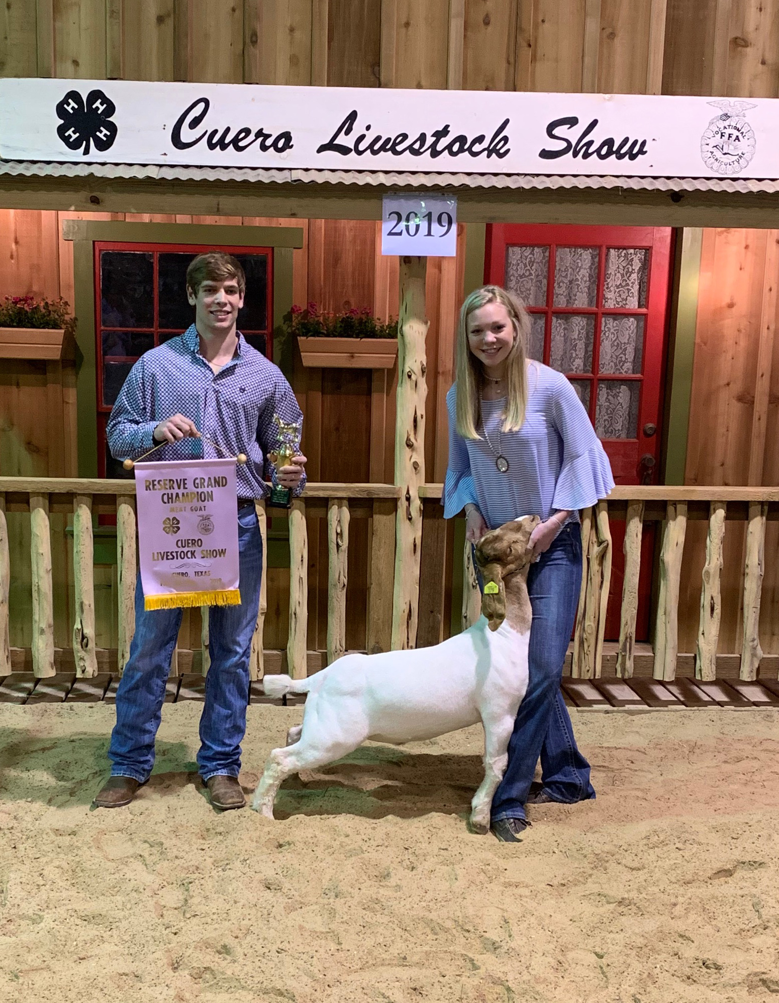 Reserve Overall Dewitt County